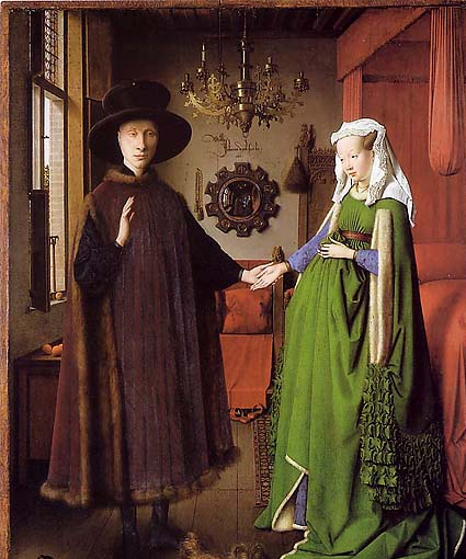 What Is Jan Van Eyck Most Famous Painting