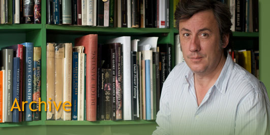 Andrew Graham-Dixon Art critic, journalist, TV presenter, author, lecturer and educationalist.